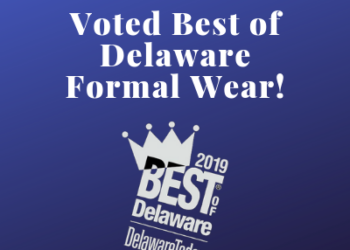 Voted Best Men's Formalwear!